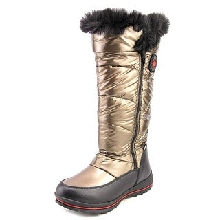 Cougar Bistro Round Toe Canvas Snow Boot