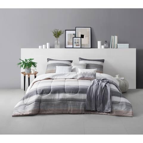 Valene comforter and throw set