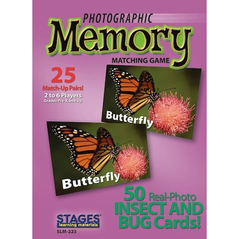 Insects & Bugs Photographic Memory