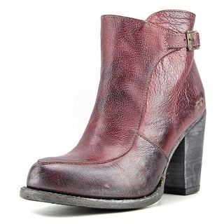 Bed Stu Isla Women  Pointed Toe Leather  Ankle Boot