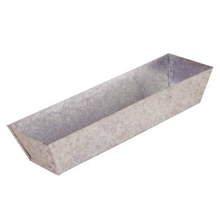 "Mintcraft 15003 Drywall Mud Pan, 13"", Galvanized"