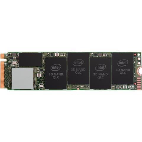Intel 660p Series M.2 2280 1TB PCIe NVMe 3.0 x4 3D2 Internal SSD - Black