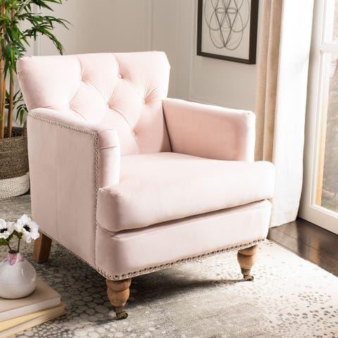 """Safavieh Colin Tufted Club Chair - 28"""" x 34.4"""" x 32.7"""""""