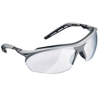 3M 47001-WZ4 Multi-purpose Safety Glasses, Gray