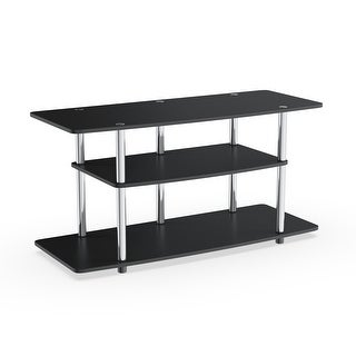 Link to Porch & Den Derbigny 3-tier TV Wide Stand Similar Items in Entertainment Units