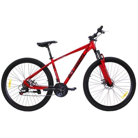TiramisuBest 29 Inch Aluminum Alloy Mountain Bike Kugel H-Hybrid