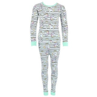 Cozy Couture Infant and Toddler Long Sleeve Top and Pant Pajama Set