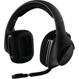 Logitech 981-000632 G533 Elite Wireless Over The Ear Headphones - Black