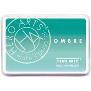 Mint To Green - Hero Arts Ombre Ink Pad