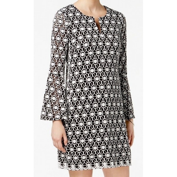 b1a687805fec Shop Signature Robbie Bee Womens Large Petite Shift Dress - Free ...