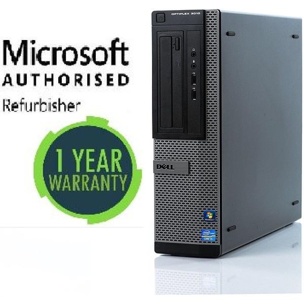 Dell 3010 DT, intel Ci5 3470 3.2GHz, 8GB, 1TB, W10 Pro