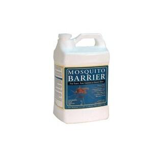 Mosquito Barrier MBQUARTSX20 Liquid Spray Repellent 1 Gallon 5-pack