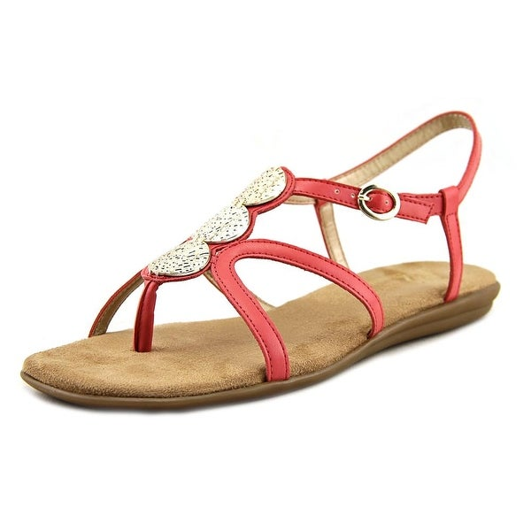 A2 By Aerosoles Country Chlub Women Coral Sandals
