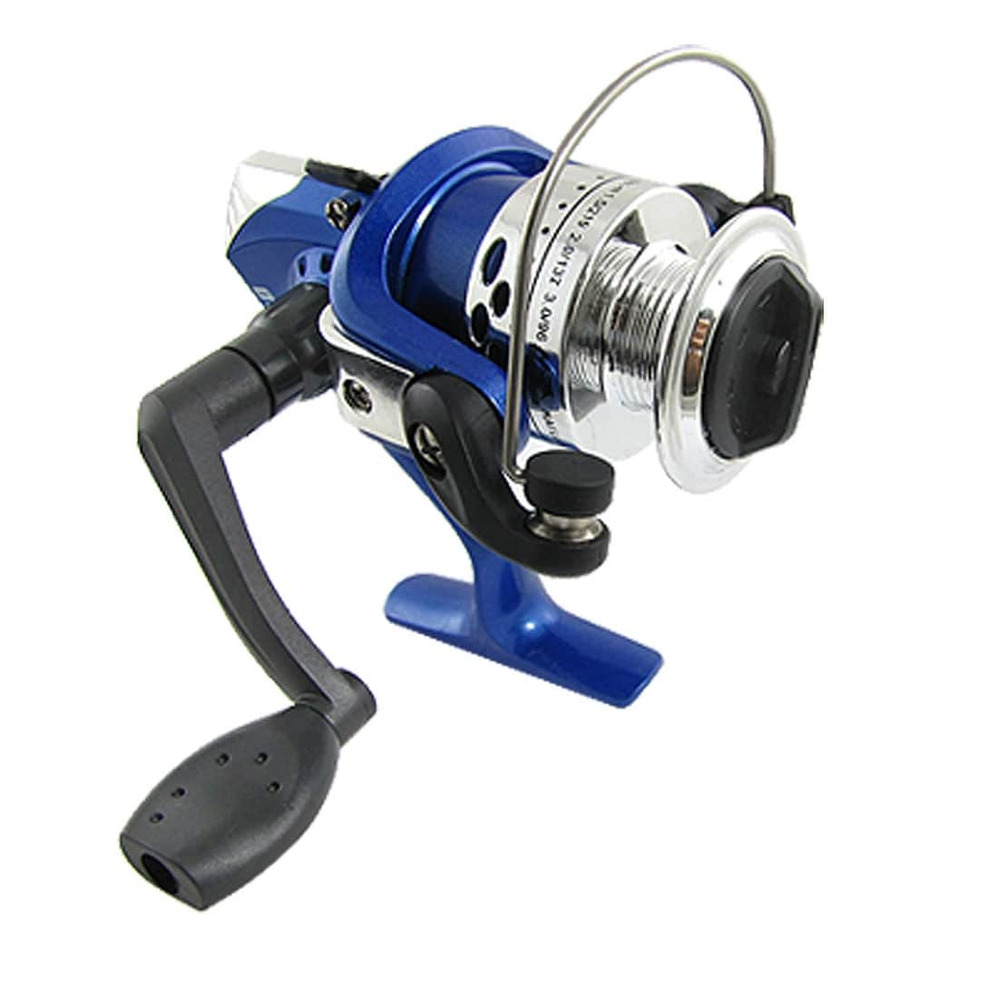 Unique Bargains 3 Ball Bearing 5.2:1 Gear Ratio Superior Fishing Reel Spinning Reel for Pro Angler