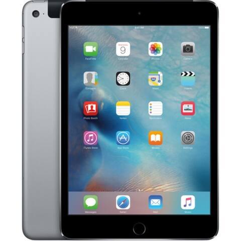 Apple iPad Mini 4 64gb Wifi+ Cellular Space Gray