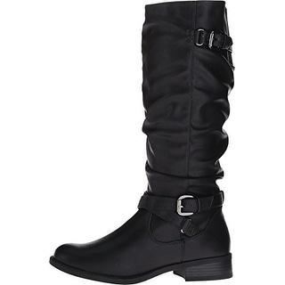 White Mountain Latara Wide Shaft Women's Boot