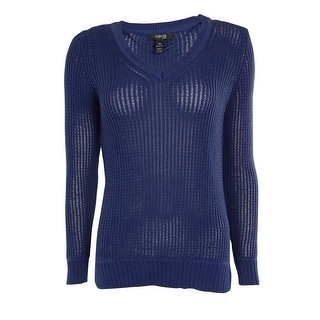 Style & Co. Women's Knit Long Sleeve Sweater - s