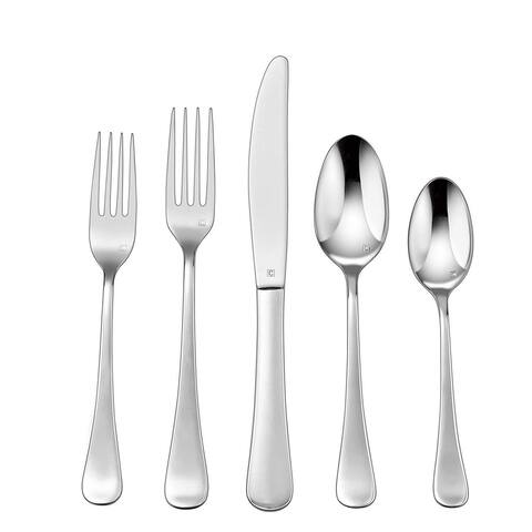 Cuisinart Trevoux Collection Stainless Steel Flatware Set, 65-Piece Set