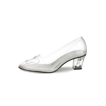 Adult Clear Shoes