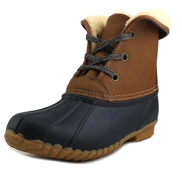 c79c33d0779 Shop Sporto Degas Women Round Toe Leather Multi Color Snow Boot ...