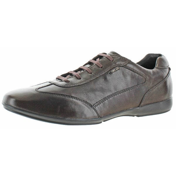 Geox Efrem 4 Men's Leather Fashion Sneakers Shoes