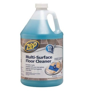 Zep Commercial ZUMSF128 Multi-Surface Floor Cleaner, 128 Oz