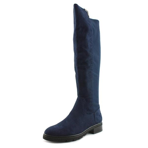 Marc Fisher Felissa 2 Women Dark Blue Boots