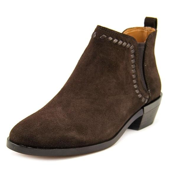 Coach Carter Women Chestnut/Chestnut Boots