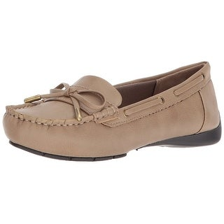 LifeStride Womens Valor Closed Toe Loafers
