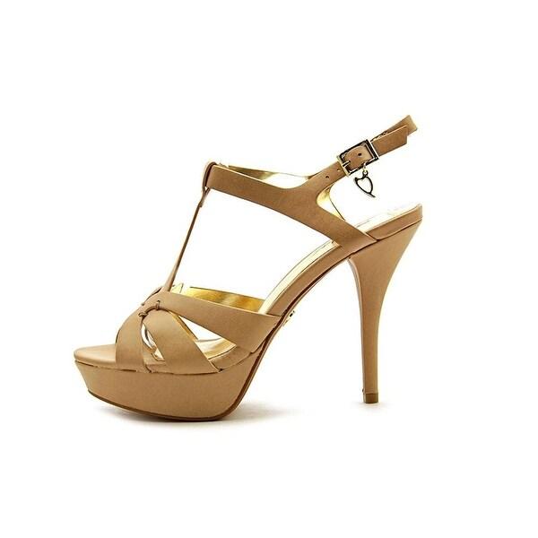 Thalia Sodi Womens RAQUELL Open Toe Special Occasion Platform Sandals