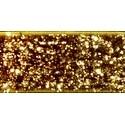"Gold - Dritz Glitter Elastic 5/8""X1yd"