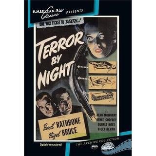 Sherlock Holmes: Terror By Night DVD Movie 1946