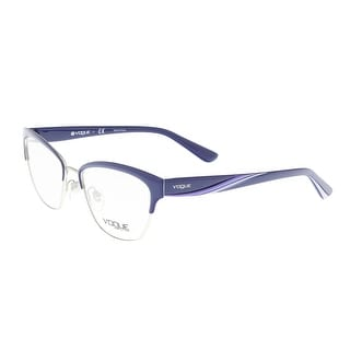Vogue VO4033 5029 Blue Cateye Optical Frames - 51-17-140
