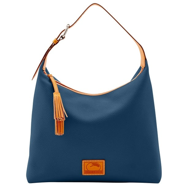 Dooney  amp  Bourke Patterson Leather Large Paige Sac Shoulder Bag  (Introduced by Dooney  amp 3a45be03420a2