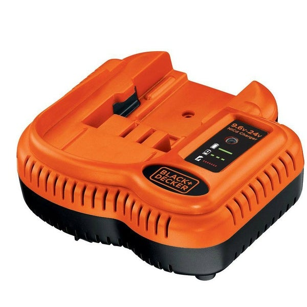 Black & Decker BDCCN24 NiCd Battery Charger, 18-Volt
