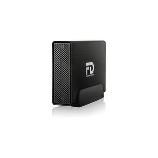 Fantom GF3B2000U64 Fantom Gforce/3 GF3B2000U64 2 TB 3.5 External Hard Drive - USB 3.0 - 64 MB Buffer - Black