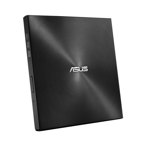 Asus Zendrive Ultra Slim Mac Compatible External Dvd Optical Drive With M-Disc Support (Sdrw-08U7m-U/Blk/G/As)