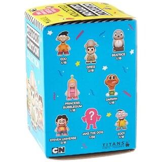 Titan Cartoon Network Collection #2 Single Blind Box Mini Vinyl Figure