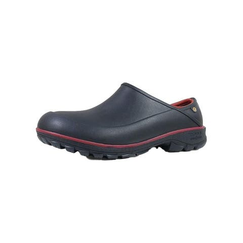 Bogs Outdoor Shoes Mens Sauvie Clog Slip On Waterproof