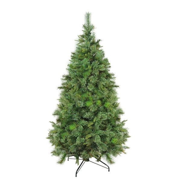 "6.5' x 49"" Cashmere Mixed Pine Full Artificial Christmas Tree - Unlit"