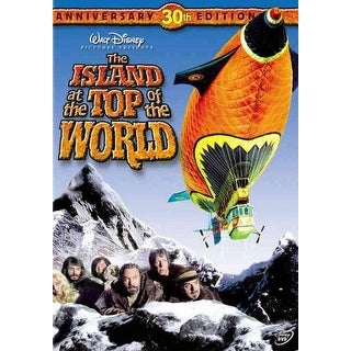Island at the Top of the World - DVD