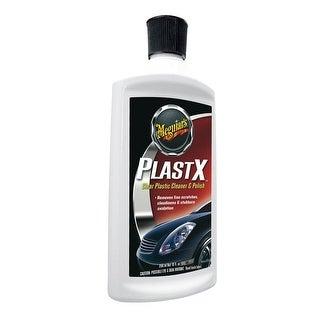"Meguiar's G12310 ""Plastx"" Plastic Cleaner & Polish, 10 Oz"