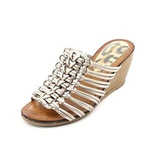 Baretraps Ilisha Women Open Toe Synthetic Slides Sandal