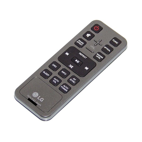 OEM LG Remote Control Originally Shipped With: LAS851M, LAS851