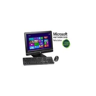 """HP 4300 AIO 20"""" inch, intel i3 3320, 8GB, 500GB, W10 Pro"""