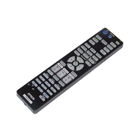 OEM Epson Projector Remote Control Shipped With Pro L1200U, L1100U, EB-G7900U