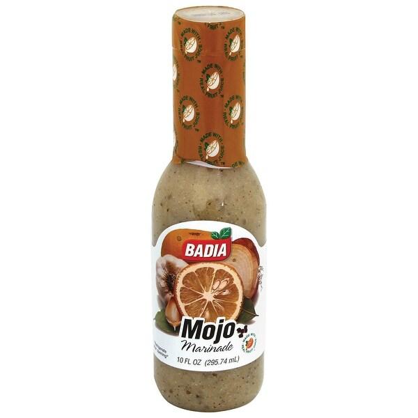 Badia Spices Marinade Sauce Mojo - Case of 12 - 10 Fl oz.