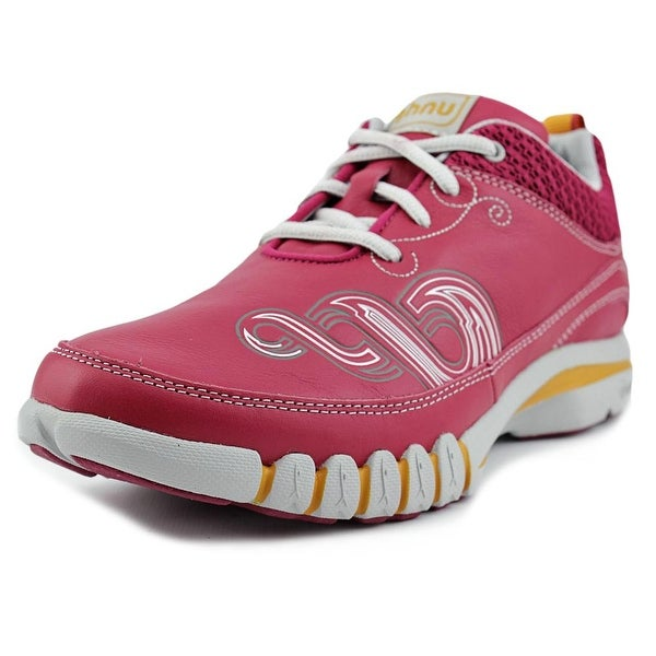 Ahnu Yoga Poise Women Deep Magenta Running Shoes