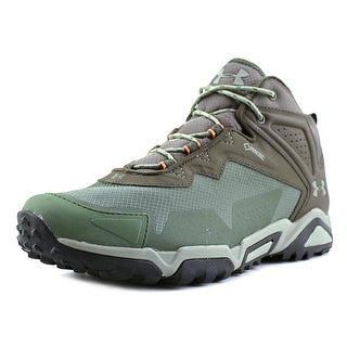 Under Armour Tabor Ridge Tactical Men  Round Toe Synthetic Green Hiking Boot