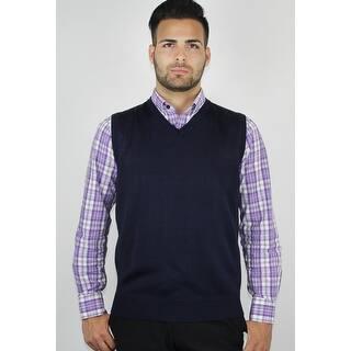 Men's Solid Sweater Vest (Option: Green)|https://ak1.ostkcdn.com/images/products/is/images/direct/cc997cb3c28ba48ebaf2c63d655d522dcf3b4bea/Men%27s-Solid-Sweater-Vest.jpg?impolicy=medium